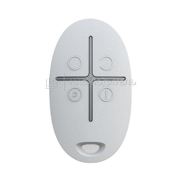 Охранные системы Датчики беспроводные Ajax, SpaceControl White