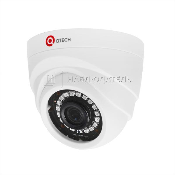 Камера видеонаблюдения Внутренние Qtech,
