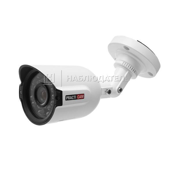 Камера видеонаблюдения Уличные PRACTICAM (REDLINE), PT-MHD1080P-IR