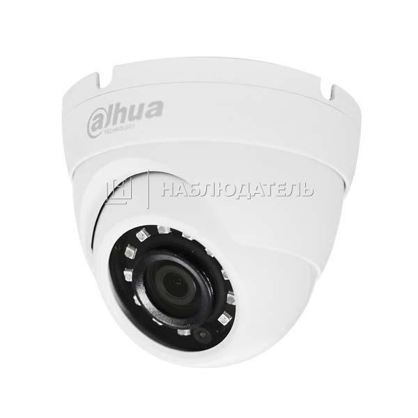 Камера видеонаблюдения Внутренние Dahua, DH-HAC-HDW1200RP-0360B-S3
