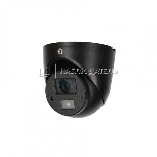 Камера видеонаблюдения Антивандальные Dahua, DH-HAC-HDW1220GP-0360B