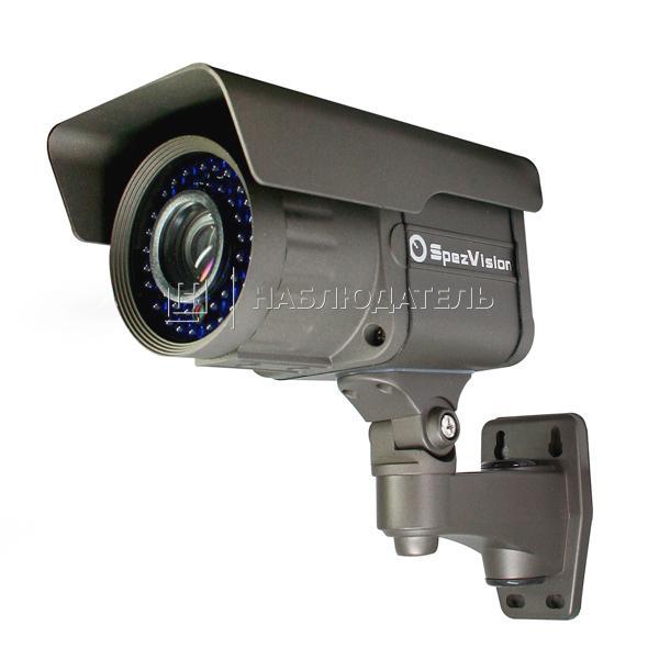 Камера видеонаблюдения Уличные SpezVision, VC-SN565C D/N LV4 XP