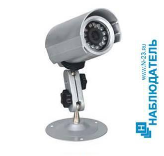 Камера видеонаблюдения Уличные JMK, JK-213M color 380 Tvl
