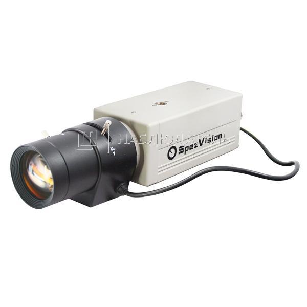 Камера видеонаблюдения Камеры аналоговые SpezVision, VC-SN465CD/NXQ
