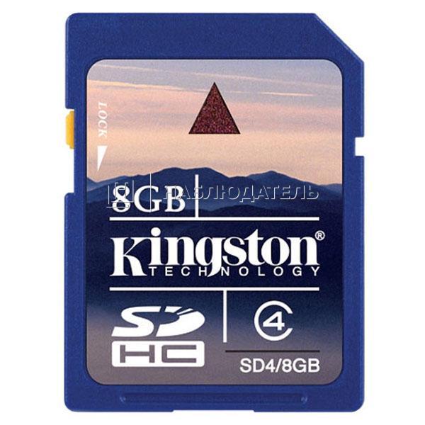 Накопители информации Карта памяти SD SD,