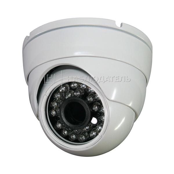 Корпус для камеры Корпус для камеры антивандальный SpezVision, K-107 WSL
