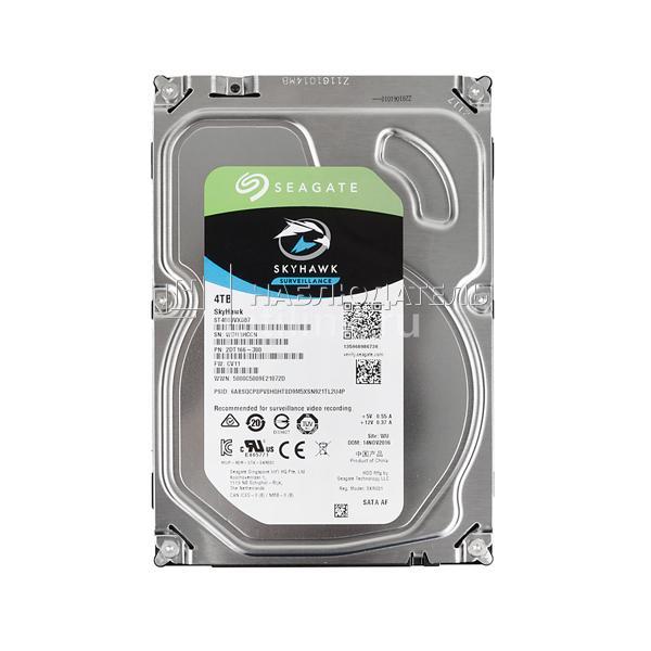 Накопители информации Жесткий диск для видеонаблюдения Seagate, Skyhawk ST4000VX007