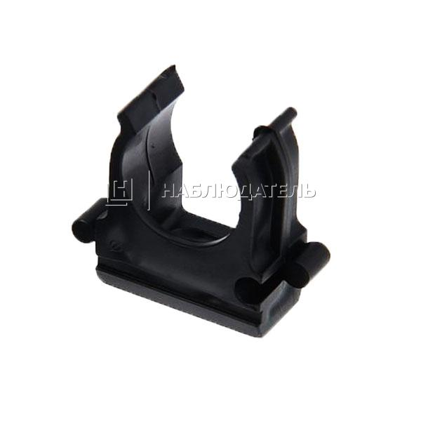 Монтажные материалы/инструменты Гофра пластиковая REXANT-Proconnect, Крепёж-клипса для труб черная д.20 мм