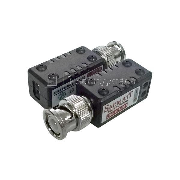 Приемо/передатчик видеосигнала Приемо/передатчик Пасивный Sarmatt, SR-VBP01