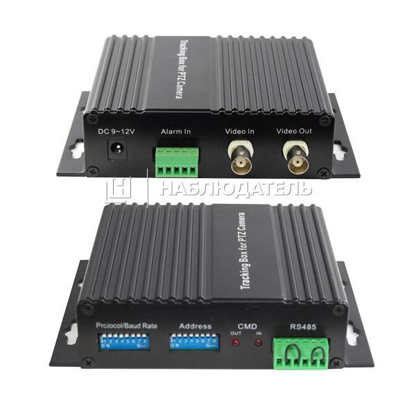 Приемо/передатчик видеосигнала Управление поворотными камерами SpezVision,
