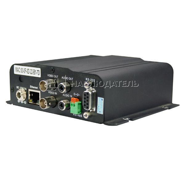 Приемо/передатчик видеосигнала Преобразователь видеосигнала SpezVision,